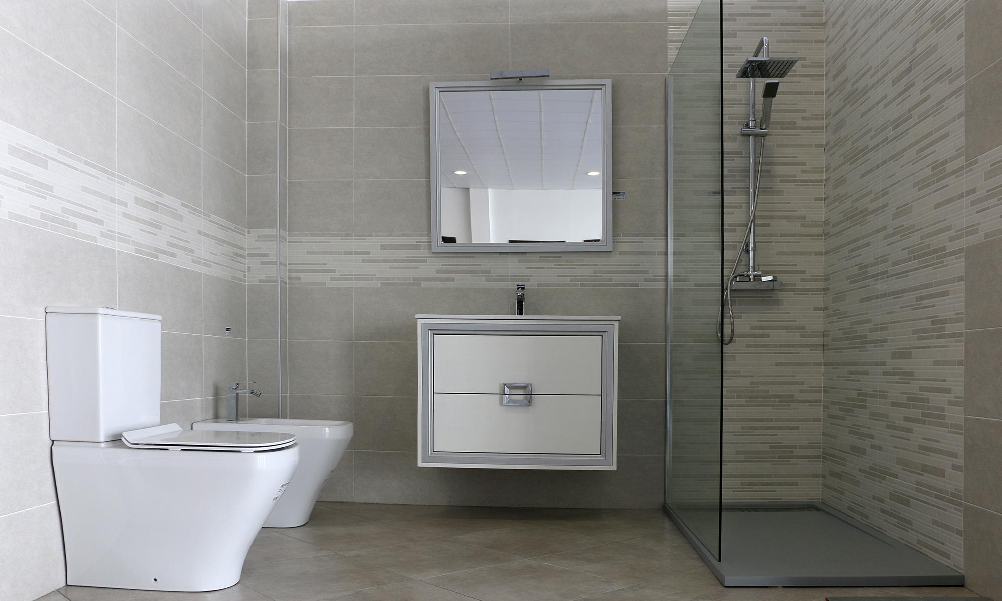 Mamparas de ducha, platos y cabinas
