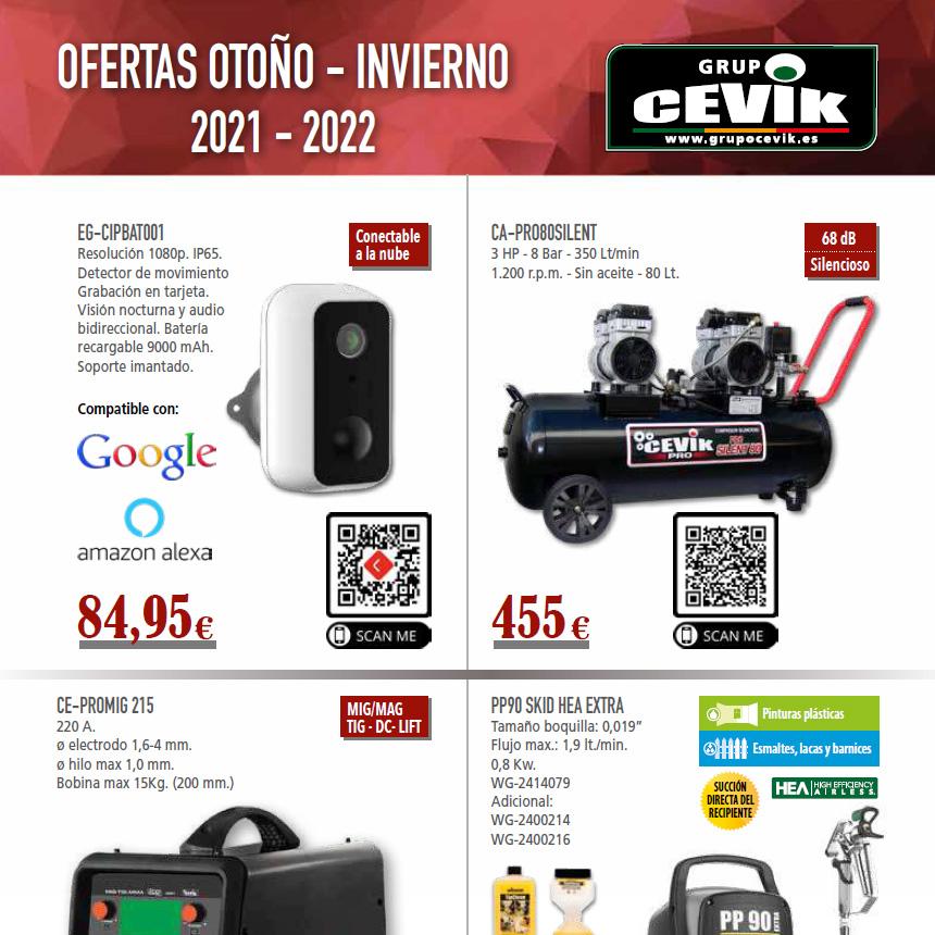 catálogo CEVIK 2021